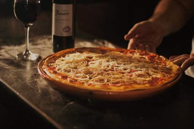 Как сделать тесто для пиццы быстро ивкусно
