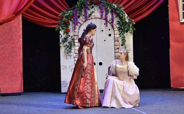 Отрада провинциальных театралов