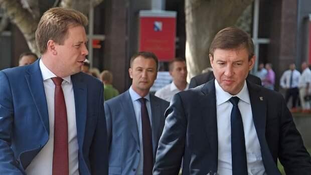 Игорь Рябов: Избирательная кампания в Заксобрание стартовала после визита в Севастополь Андрея Турчака