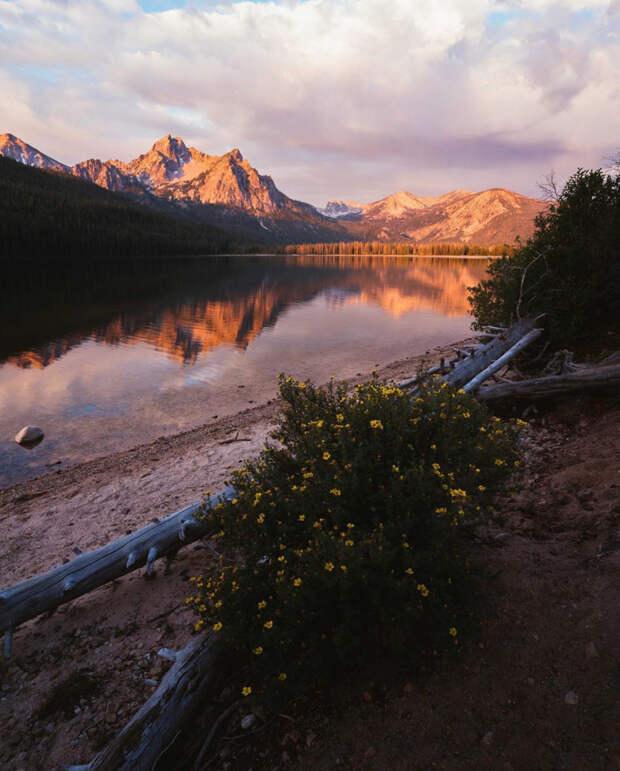 Красивые снимки из путешествий Грея Маркса