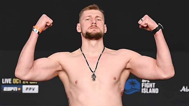 Лучший русский тяж подерется с восходящей звездой UFC. Победа над Ганом приведет Волкова к поясу