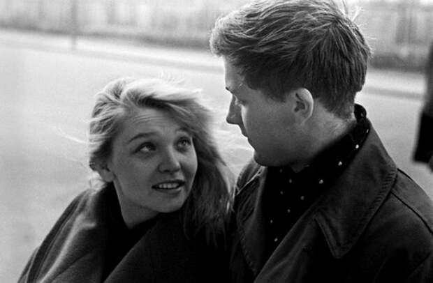 Светлана Светличная и Владимир Ивашов СССР, знаменитости, кино, супружеские пары, факты
