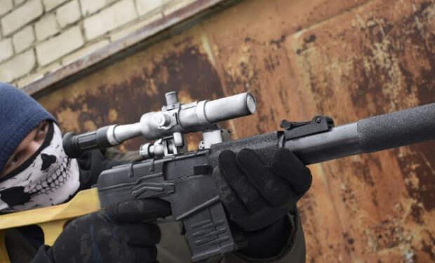 Снайперский Винторез против брони: работает или бесполезен