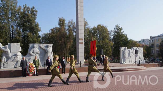 Как защищали Москву. Подвиг подольских курсантов