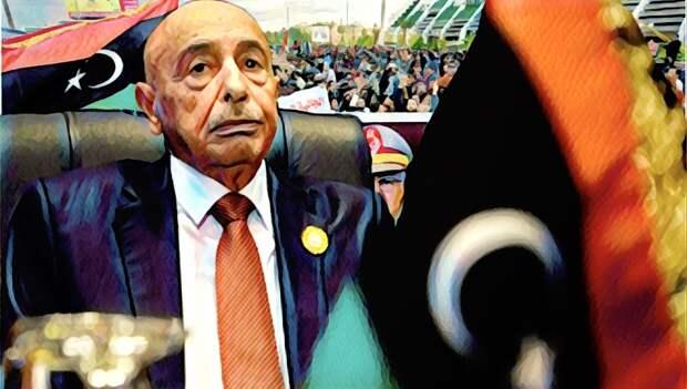 Глава парламента Ливии назвал всеобщие выборы единственным решением кризиса