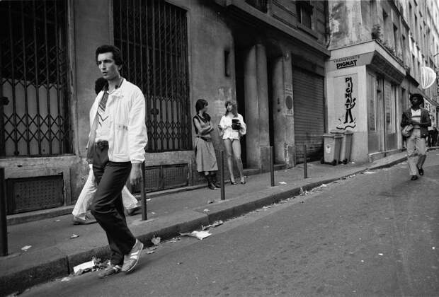 Труженицы секс-индустрии с улицы Сен-Дени. Фотограф Массимо Сормонта 45