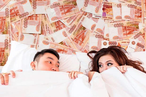 Психолог объяснила, почему россияне стали чаще скрывать доходы от супругов