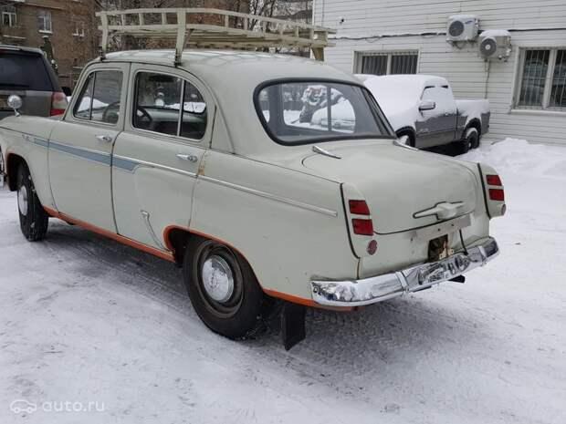 Москви́ч-403 автомобили, москвич, фоторепортаж