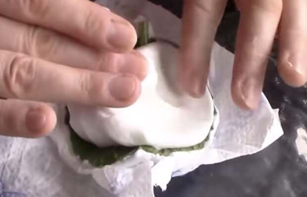Если соединить мыльную воду и силикон: отличная идея для мастериц