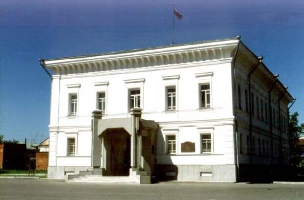 Гибель семьи императора Николая II. Часть 3. Тобольск