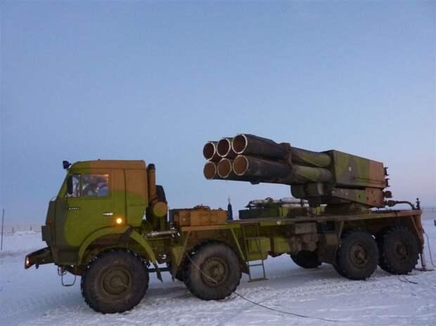 КамАЗ вездеход — один из самых проходимых военных автомобилей в мире