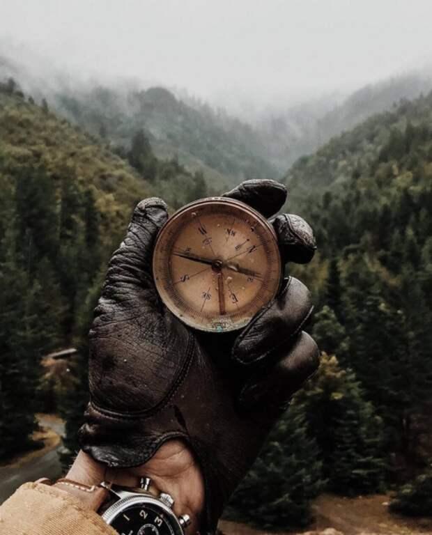 Подборка атмосферных фото из путешествий Человек, Природа, Туризм, Путешествия, Длиннопост