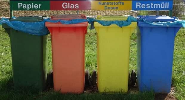 Отходы в доходы: в России могут внедрить систему материального стимулирования ответственного обращения с мусором