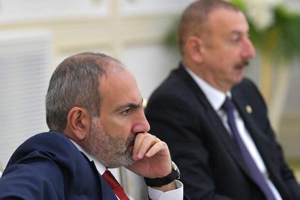 В Армении объявили всеобщую мобилизацию