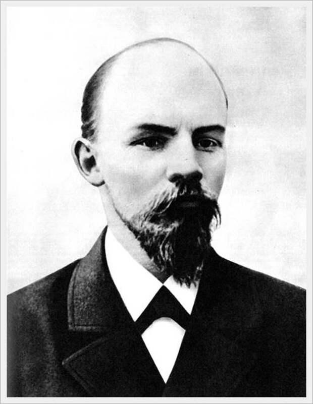 Тёща Ленина
