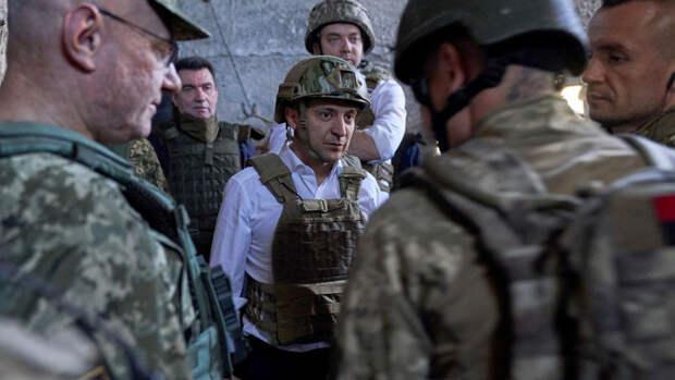 """Украинская журналистка возмутилась """"хамским"""" общением Зеленского с радикалами"""