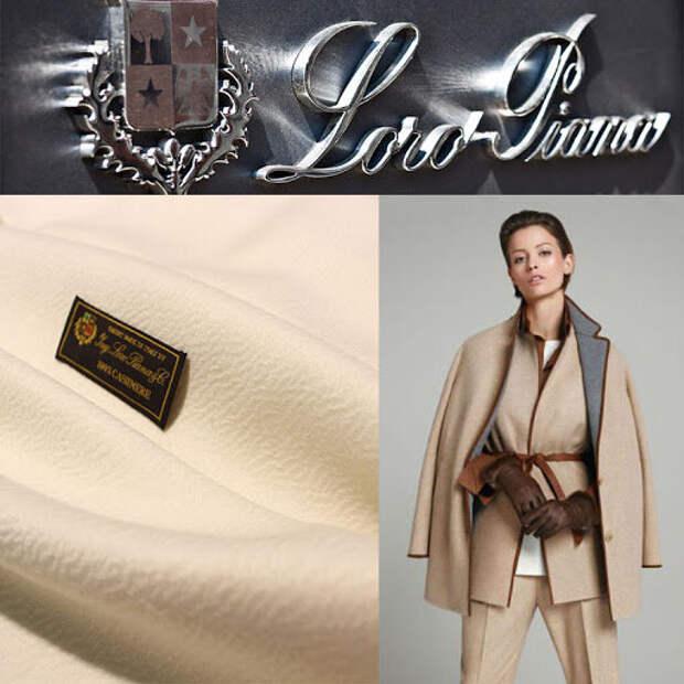 Loro Piana коллекция 2020-2021