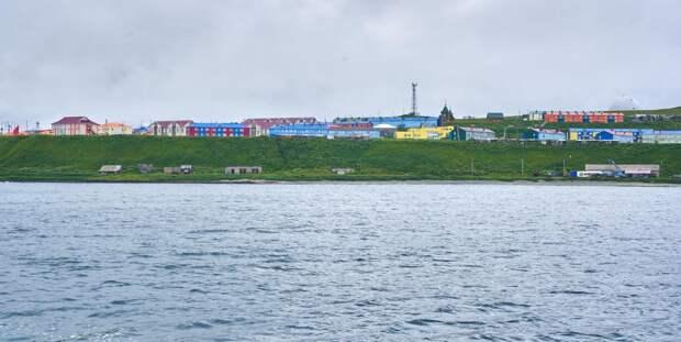 Красоты России. Командорские острова, ч.1