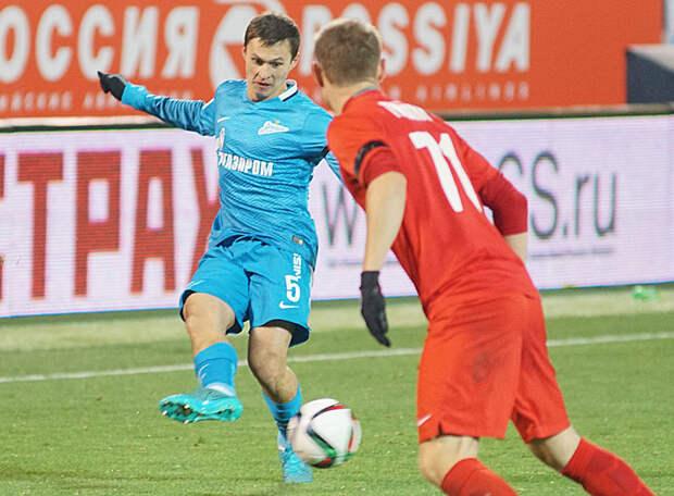 Экс-футболист «Зенита», трижды чемпион России, снова мечтает завоевать золотые медали, но уже в составе московской команды