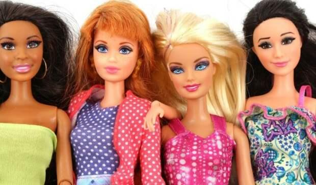 Сегодня у Барби огромное количество вариаций.
