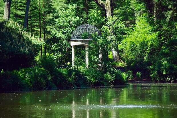 Сказочные сады Лонгвуда