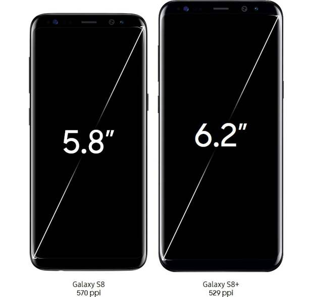 """Смартфону Samsung Galaxy S8 mini приписывают наличие 5,3"""" дисплея"""