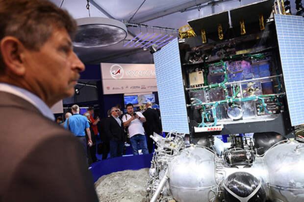 Проблемы российской лунной программы