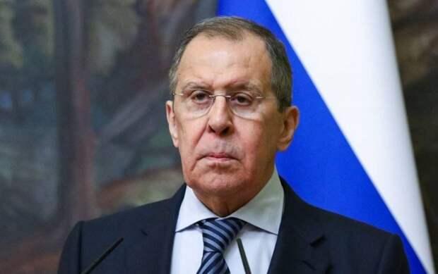 Лавров запретил Германии хамить России