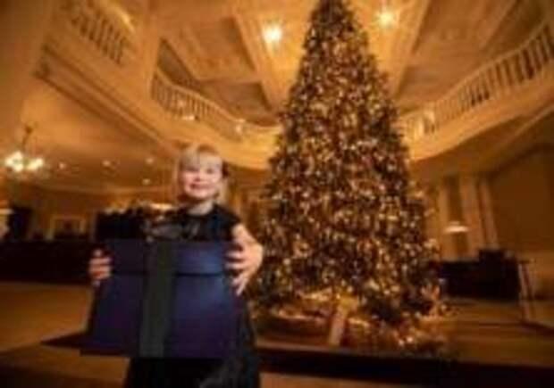 Отель Rocco Forte в Эдинбурге превратится в золотой замок