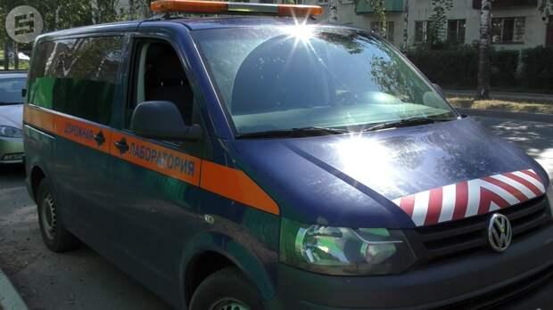 В Ижевске проверили качество дорожной разметки на улицах города