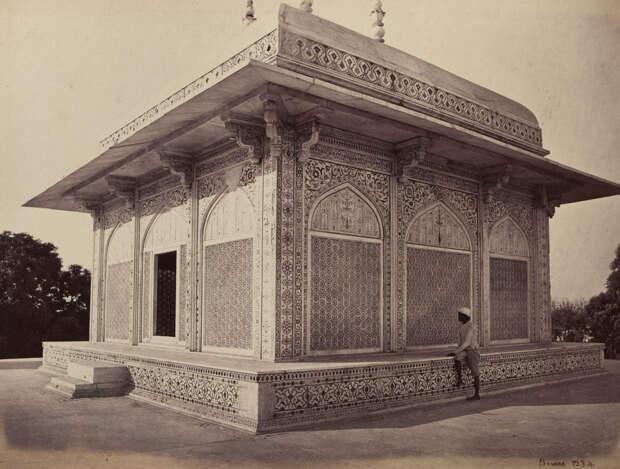 Albom fotografii indiiskoi arhitektury vzgliadov liudei 45