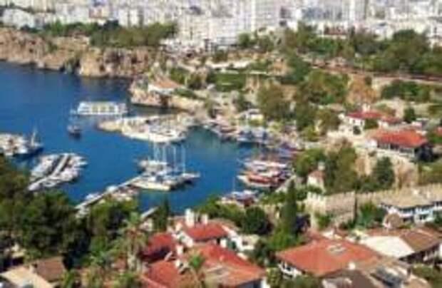 Анталья установила рекорд по количеству туристов