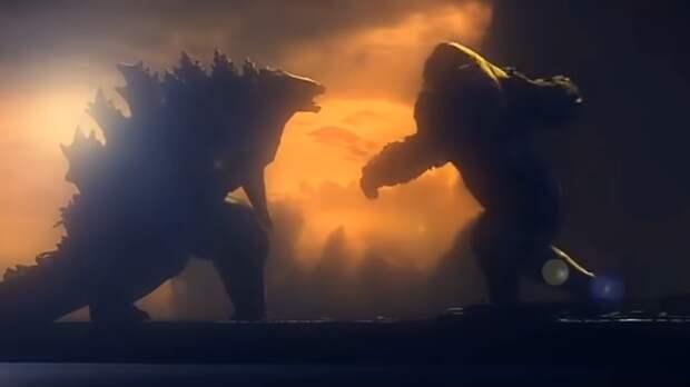 """Блокбастер """"Годзилла против Конга"""" стал самым кассовым фильмом в пандемию COVID-19"""