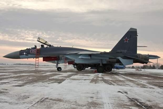 экспериментальный реактивный самолёт, модернизация советского/российского истребителя Су-27