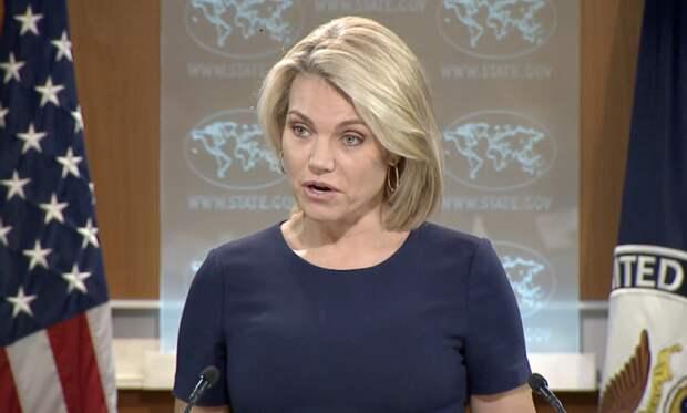 Власти США обратились с требованием к России