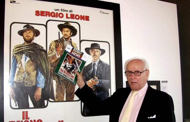В США на 99-м году жизни скончался герой вестернов, актер Илай Уоллак