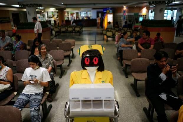 «Роботизация в современном мире: глобальная угроза или новые возможности?» Экспертная дискуссия