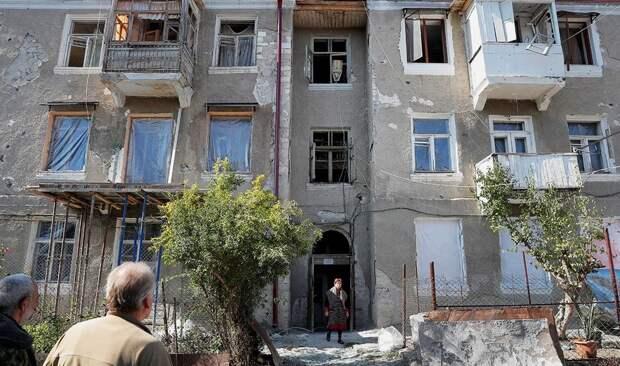 Азербайджан нарушает мирные договоренности – под обстрелы попадают жилые дома и школы Карабаха