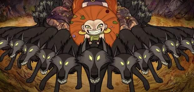 «Легенда о волках»: Вой и мир, или новая классика анимации
