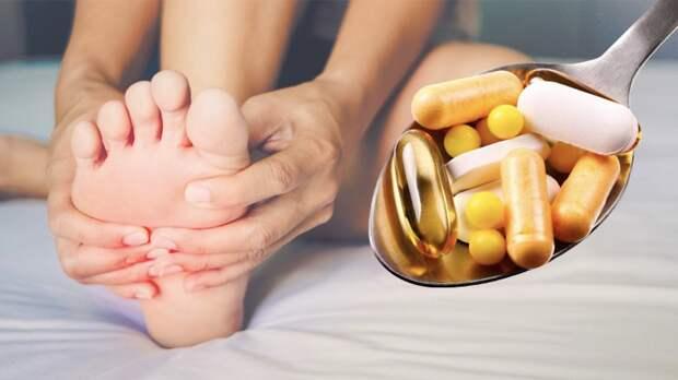 Назван необычный первый признак дефицита витамина B12