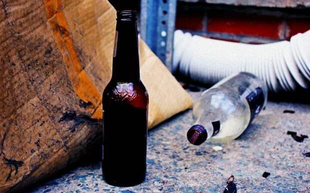 Запад спивается ускоренными темпами, обвиняя в алкоголизме россиян
