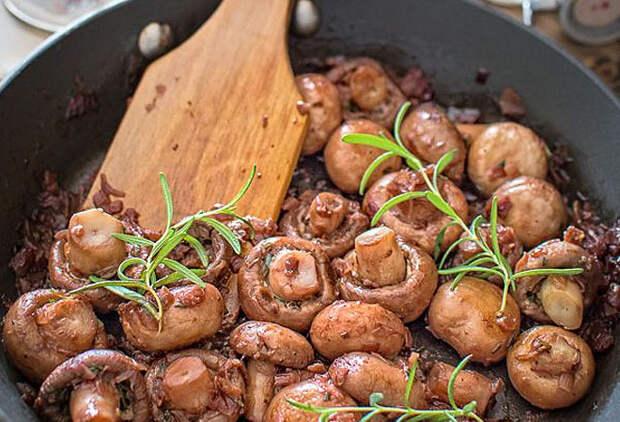 Главные ошибки приготовления грибов