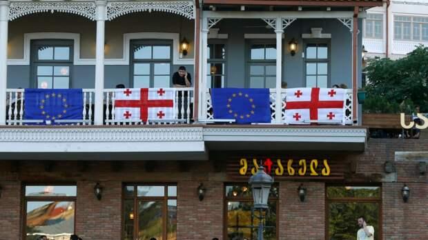 В ЕС заговорили об отмене безвиза с Грузией. Украина следующая?