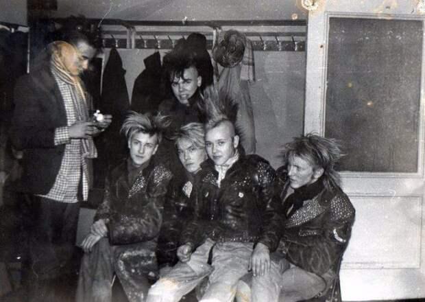 70 искренних фотографий эстонской панк-культуры 1980-х годов 17