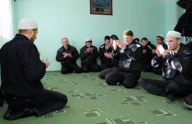 Ислам побеждает УФСИН?
