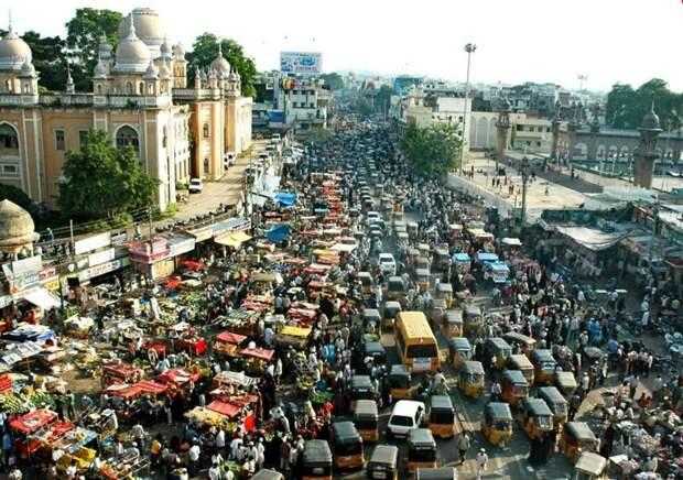 Страны, которые обходятся без правил дорожного движения