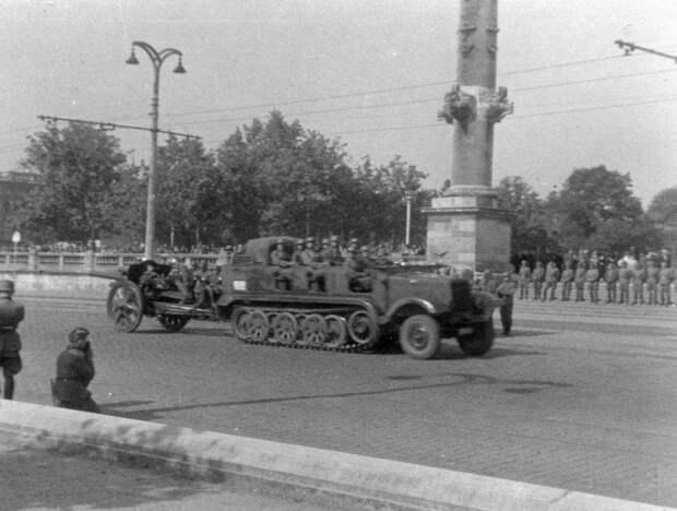 Раздел «французского наследства». Как Гитлер унизил Францию