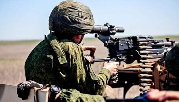 Военные ДНР заминувшие сутки отбили две атаки ВСУ под Горловкой