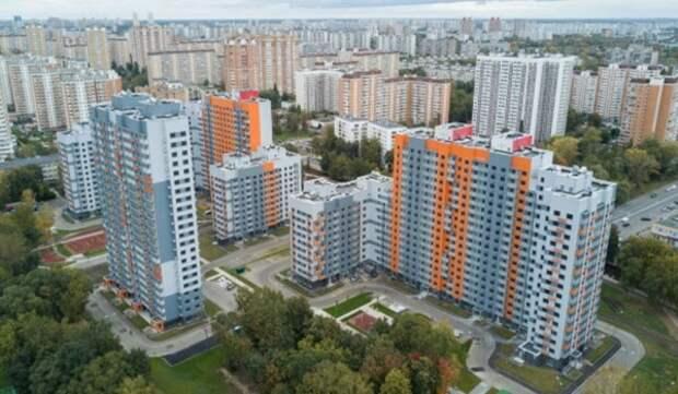 Доля эскроу-счетов в Москве по итогам полугодия превысила 64%