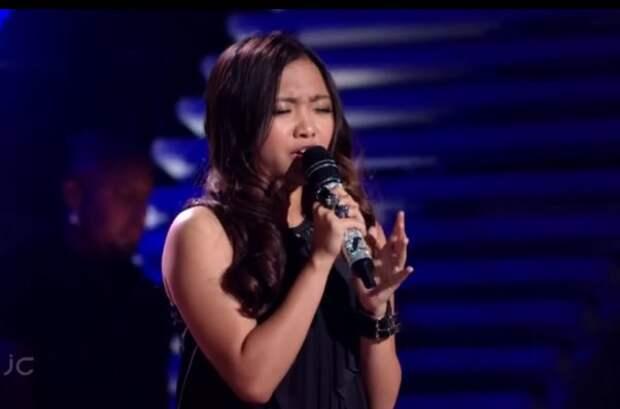 Блестящее исполнение девушкой, вокально сложной песни «All By Myself»